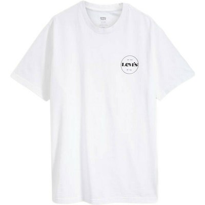 Levi's, 16143 0106 T-Shirt Weiß, Größe: XS   LEVI'S SALE
