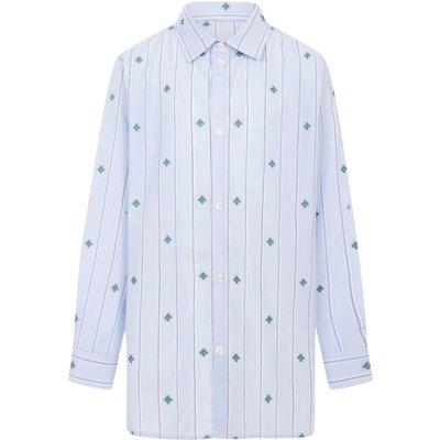 Gucci, Hemd Blau, Größe: 8y | GUCCI SALE