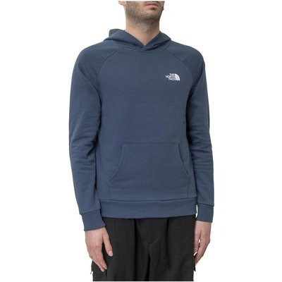 The North Face, Sweatshirt with Logo Blau, Größe: XL | THE NORTH FACE SALE