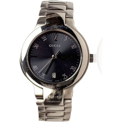 Stainless Steel Mod 8900 M Unisex Wrist Watch Dial Gucci | GUCCI SALE