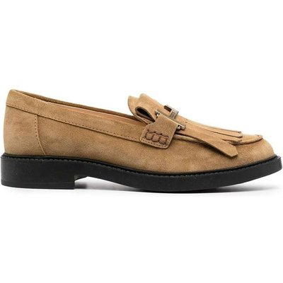 Gomma Basso 59C Frangia Doppia T Shoes Tod's | TOD'S SALE