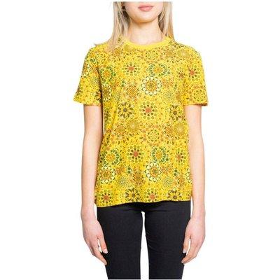 Desigual, T-Shirt Gelb, Größe: XL | DESIGUAL SALE