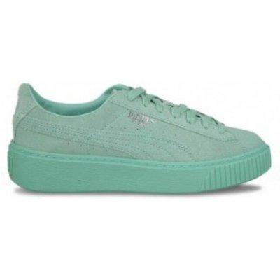 Puma, Sneakers - 363313 Grün, Größe: UK 7.5   PUMA SALE