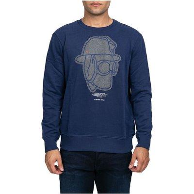 G-star, Graphic 10 Sweatshirt Blau, Größe: M   G-STAR SALE