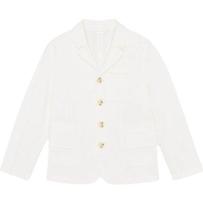 Emporio Armani, Blazer Weiß, Größe: 6y | EMPORIO ARMANI SALE