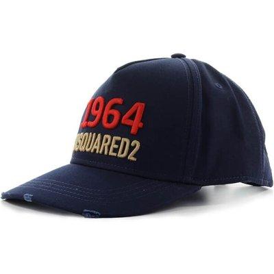 Dsquared2, 1964 Baseball CAP Blau, Größe: One size | DSQUARED2 SALE