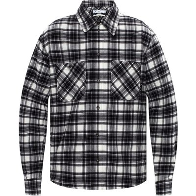 OFF-WHITE Patterned shirt Off White | OFF-WHITE SALE