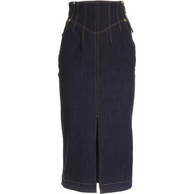 Versace, Skirt Schwarz, Größe: 42 IT   VERSACE SALE