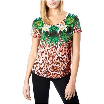 Desigual, T-Shirt Braun, Größe: XS | DESIGUAL SALE
