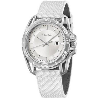 Calvin Klein, Watch UR - K5Y31Vk6 Weiß, Größe: One size | CALVIN KLEIN SALE