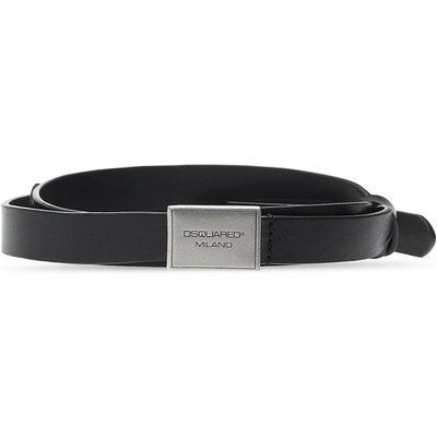 Leather belt with logo Dsquared2 | DSQUARED2 SALE