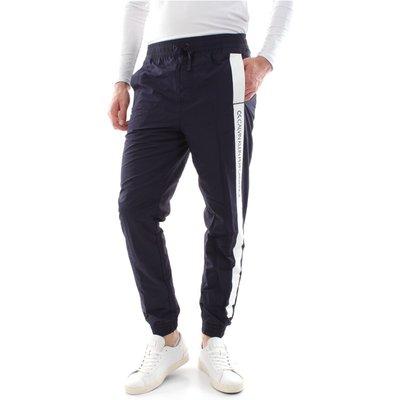 CK Performance 00Gmh8P628 Knit Pant Pants Longwear Men blue Calvin Klein   CALVIN KLEIN SALE