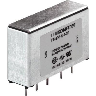 Schaffner EMC FN406-0.5-02 0.5A Ultra Compact EMI PCB filter
