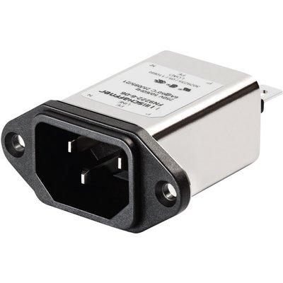 Schaffner EMC FN 9222-6-06 6A IEC inlet Filter