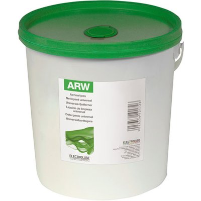 Electrolube ARW300 Aerowipes Sealant Remover 300 Wipes