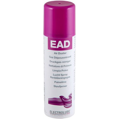Electrolube EAD200D Air Duster 200ml
