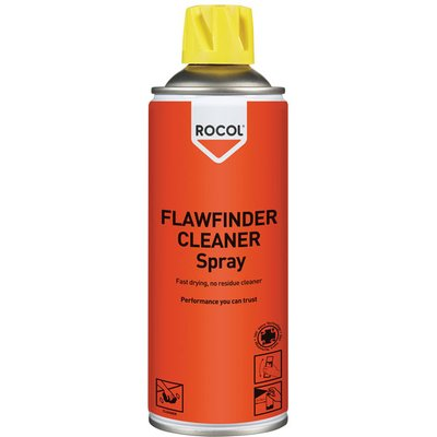 Rocol 63125 Flawfinder Cleaner Spray 300ml