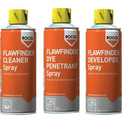 Rocol 63181 Flawfinder System Kit