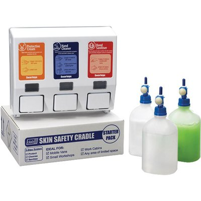 Deb Stoko DCSP01PR Skin Safety Cradle Starter Set