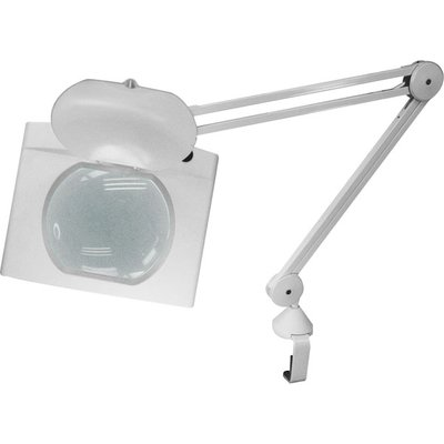 Lightcraft LC8079 Rectangular Long Reach Magnifier Lamp 28W
