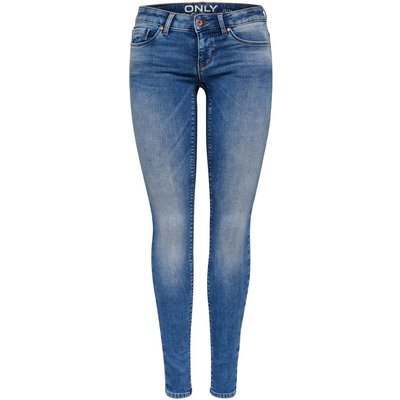 ONLY ONLY Coral Sl Jogg Skinny Fit Jeans Damen Blau