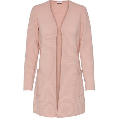ONLY ONLY Sweat Strickjacke Damen Pink