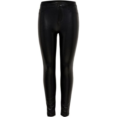 ONLY Kunstleder Leggings Schwarz | ONLY SALE