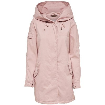 ONLY ONLY Übergangs Parka Damen Pink