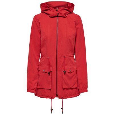 ONLY ONLY Übergangs Parka Damen Rot