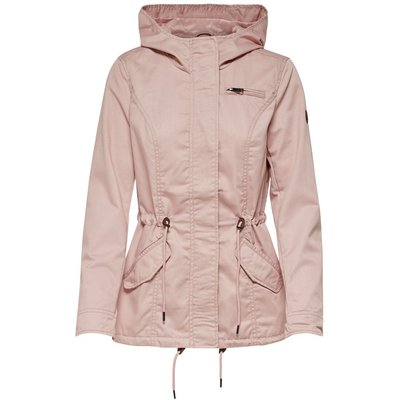 ONLY Übergangs Parka Pink