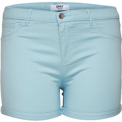 ONLY ONLY Curvy Shorts Damen Blau