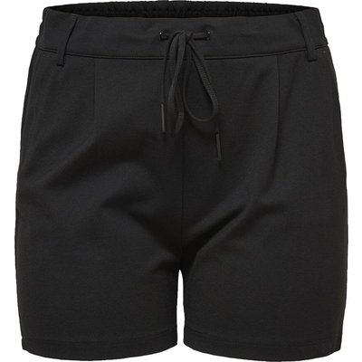 ONLY Curvy Sweat Shorts Schwarz