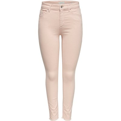 ONLY ONLY Onlblush Mid Sk Ankle Skinny Fit Jeans Damen Pink