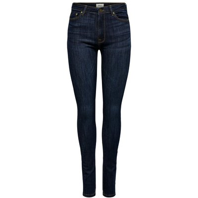 ONLY Onlpaola High Waist Skinny Fit Jeans Blau