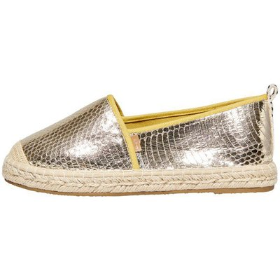 ONLY Metallic Espadrilles Gold | ONLY SALE