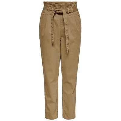 ONLY Paperbag Hose Braun   ONLY SALE