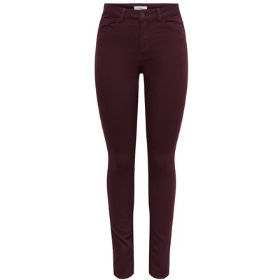 ONLY Jdyara Life High Skinny Fit Jeans Rot | ONLY SALE