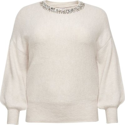 ONLY Curvy Strickpullover Beige | ONLY SALE