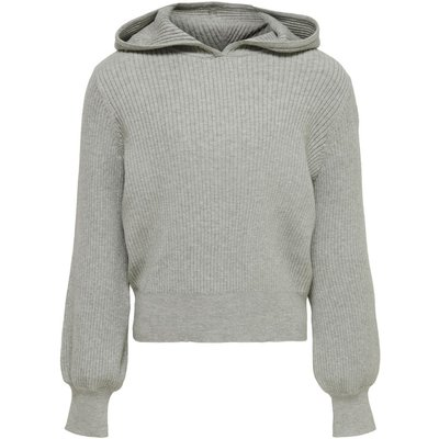 ONLY Rippdesign Hoodie Grau | ONLY SALE