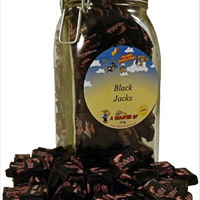 Black Jacks in a Kilner Jar
