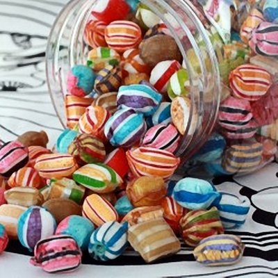 Luxury Handmade Sweets Selection Jar - NOW PERSONALISED