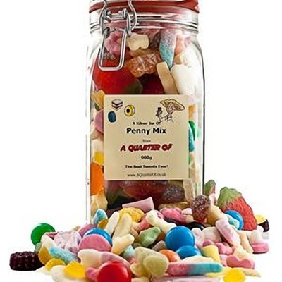 Penny Mix Kilner Jar
