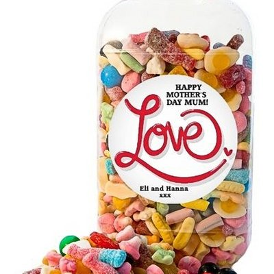 A Whopping Penny Mix Jar - Now You Can Personalise Yours FREE!
