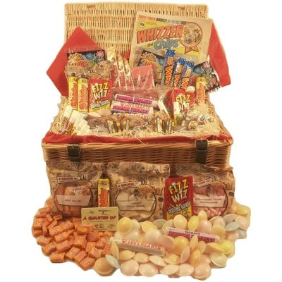 Giant Retro Sweet Hamper