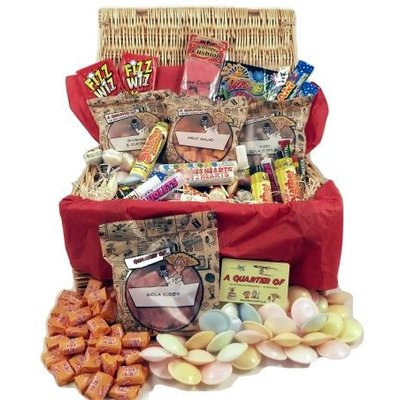 Retro Sweet Hamper