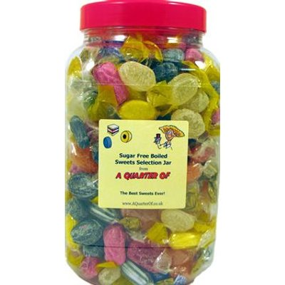 Sugar Free Sweets Selection Jar