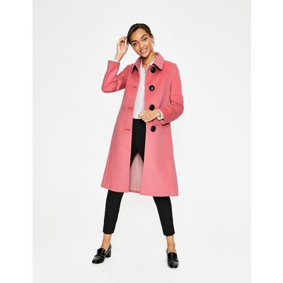 Conwy Coat Pink Women Boden, Pink