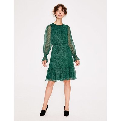 Libby Dress Green Women Boden, Green