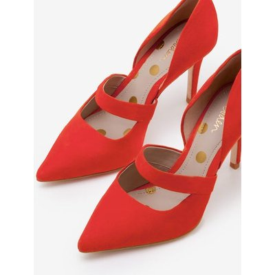 Adrianna Courts Red Women Boden, Red