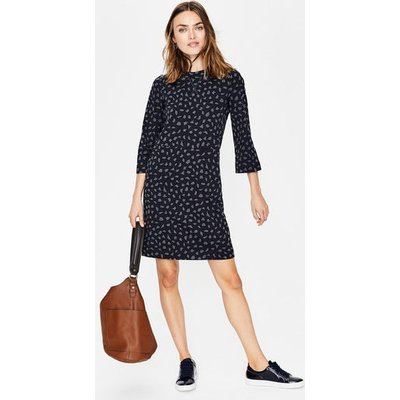 Livia Sweatshirt Dress Grey Women Boden, Grey
